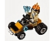 Set No: 30253  Name: Leonidas' Jungle Dragster