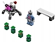 Set No: 30270  Name: Kraang Laser Turret polybag
