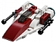 Set No: 30272  Name: A-Wing Starfighter - Mini polybag