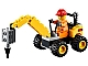 Set No: 30312  Name: Demolition Driller polybag