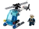 Set No: 30351  Name: Police Helicopter polybag