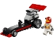 Set No: 30358  Name: Dragster polybag