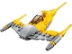 Set No: 30383  Name: Naboo Starfighter - Mini polybag