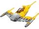 Set No: 30383  Name: Naboo Starfighter - Mini polybag