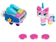 Set No: 30406  Name: Unikitty Roller Coaster Wagon polybag