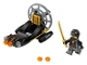 Set No: 30426  Name: Stealthy Swamp Airboat polybag