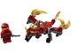 Set No: 30535  Name: Fire Dragon polybag