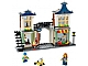 Set No: 31036  Name: Toy & Grocery Shop