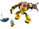 Set No: 31090  Name: Underwater Robot