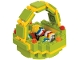 Set No: 40017  Name: Easter Basket polybag