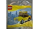 Set No: 40025  Name: Yellow Car (New York Taxi Cab) polybag