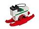 Set No: 40072  Name: Monthly Mini Model Build Set - 2013 12 December, Rocking Horse polybag