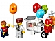 Set No: 40108  Name: Balloon Cart polybag