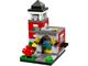 Set No: 40182  Name: Fire Station - Bricktober 2014