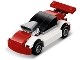 Set No: 40243  Name: Monthly Mini Model Build Set - 2017 05 May, Race Car polybag