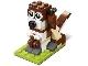 Set No: 40249  Name: Monthly Mini Model Build Set - 2017 11 November, St. Bernard Dog polybag