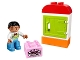 Set No: 40267  Name: {Cake and Door} polybag