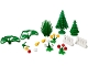 Set No: 40310  Name: Botanical Accessories polybag (xtra)