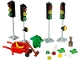 Set No: 40311  Name: Traffic Accessories polybag (xtra)