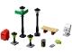 Set No: 40312  Name: Streetlamps polybag