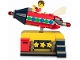 Set No: 40335  Name: Space Rocket Ride
