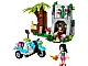 Set No: 41032  Name: First Aid Jungle Bike