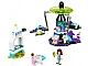 Set No: 41128  Name: Amusement Park Space Ride