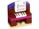 Set No: 41131  Name: Advent Calendar 2016, Friends (Day 10) - Piano