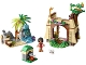 Set No: 41149  Name: Moana's Island Adventure