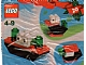 Set No: 4124  Name: Advent Calendar 2001, Creator (Day 20) Steamship