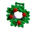 Set No: 41353  Name: Advent Calendar 2018, Friends (Day 13) - Christmas Wreath Tree Ornament
