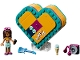 Set No: 41354  Name: Andrea's Heart Box
