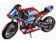 Set No: 42036  Name: Street Motorcycle