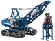 Set No: 42042  Name: Crawler Crane