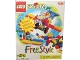 Set No: 4255  Name: Freestyle 400 Bricks