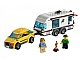 Set No: 4435  Name: Car and Caravan