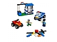 Set No: 4636  Name: Police Building Set
