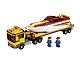 Set No: 4643  Name: Power Boat Transporter