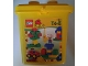 Set No: 4833  Name: Duplo Bucket