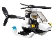 Set No: 4991  Name: Police Helicopter polybag