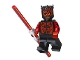 Lot ID: 56575340  Set No: 5000062  Name: Darth Maul polybag