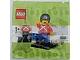Set No: 5001121  Name: BR LEGO Minifigure polybag