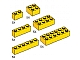 Set No: 5003171  Name: Misc Yellow Brick Pack