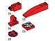 Set No: 5003175  Name: Specialty Red Bricks Pack