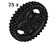 Set No: 5003204  Name: 36 Tooth Double Conical Gears