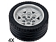 Set No: 5003244  Name: EV3 Tire Parts Pack