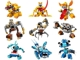 Set No: 5004741  Name: Mixels Series 5 Collection