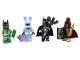 Set No: 5004939  Name: Minifigure Collection, Bricktober 2017 2/4 (TRU Exclusive) - The LEGO Batman Movie