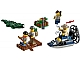 Set No: 60066  Name: Swamp Police Starter Set