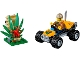 Set No: 60156  Name: Jungle Buggy